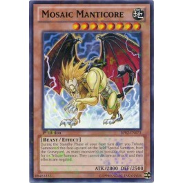 Mosaic Manticore - Mosaic