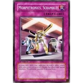 Morphtronics, Scramble!