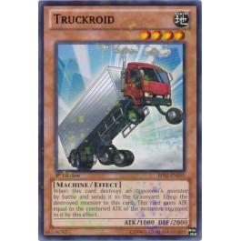 Truckroid - Mosaic