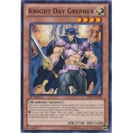 Knight Day Grepher - ESP