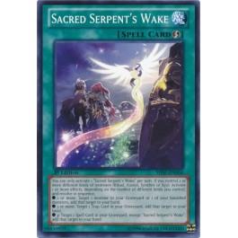 Sacred Serpent's Wake - ESP