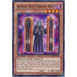 Secret Sect Druid Wid - ESP