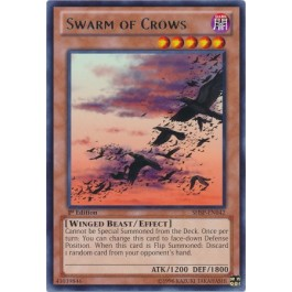 Swarm of Crows
