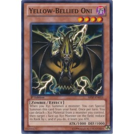 Yellow-Bellied Oni - ESP