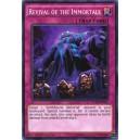 Revival of the Immortals