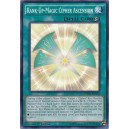 Rank-Up-Magic Cipher Ascension