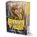 Protectores Cobre Matte (60 Und) (DragonShield) (Small)