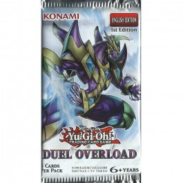 Duel Overload Booster Pack