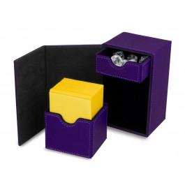 BCW Deck Case LX 80 - Purple