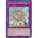 Amaze Attraction Wonder Wheel