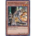DUCKER Mobile Cannon